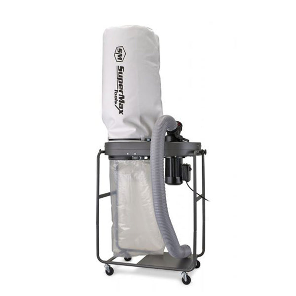 SuperMax 1.5 HP Dust Collector