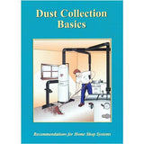 Dust Collection Basics Book - Woodstock - OakTree Supplies
