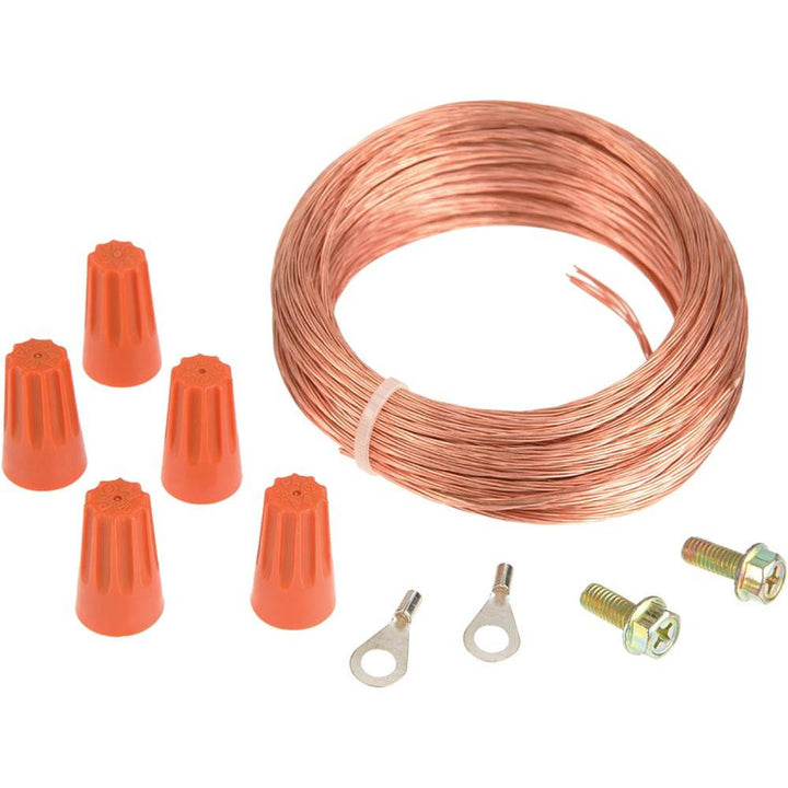 Grounding Kit for Dust Collection - Woodstock - OakTree Supplies