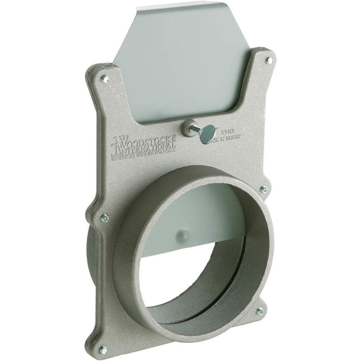 Aluminum Blast Gate - Woodstock - OakTree Supplies