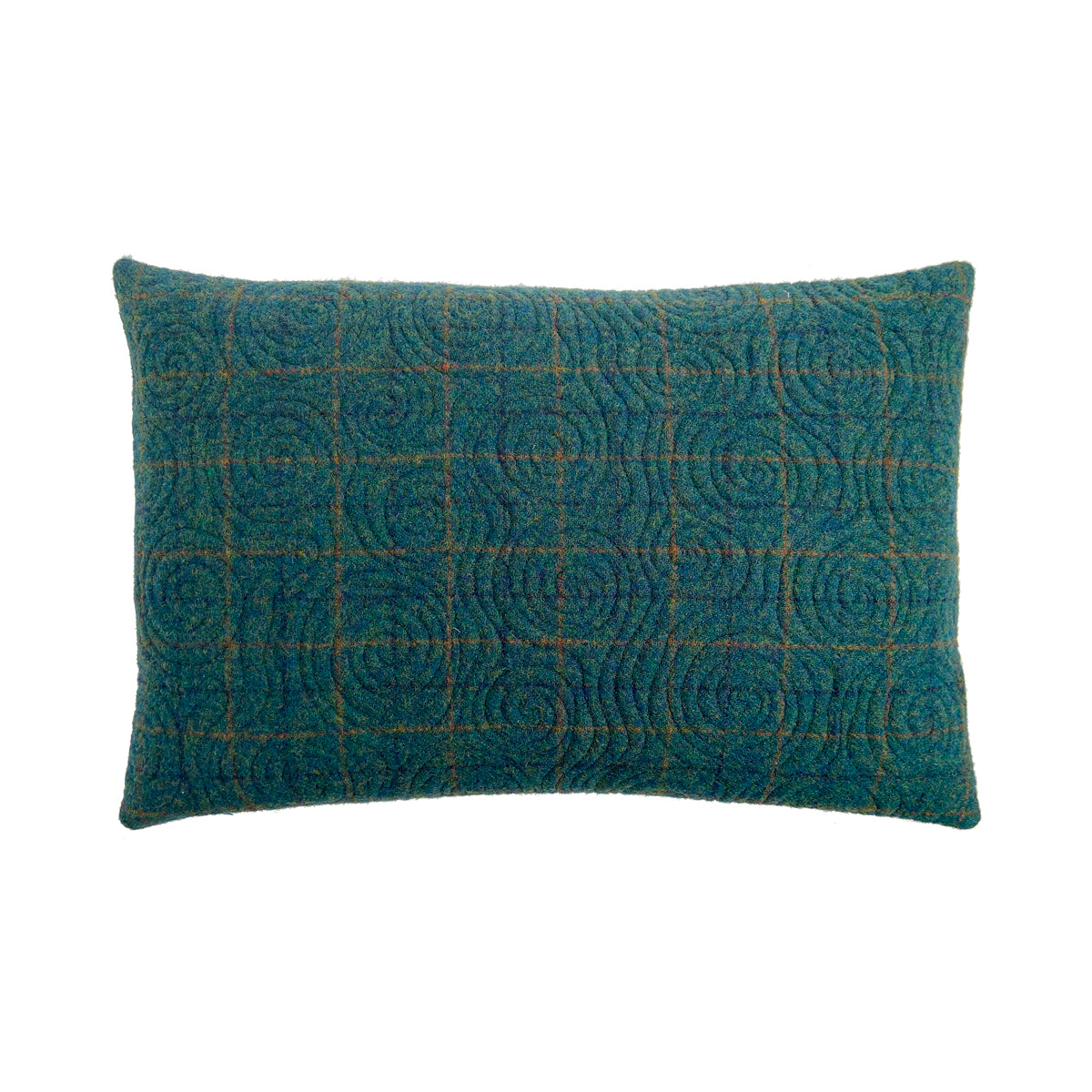 NE 41st Avenue Fancy Stitches Cushion • 12x18 A