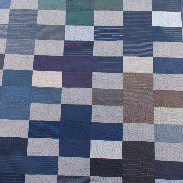 Wool Quilt • Saville Row I