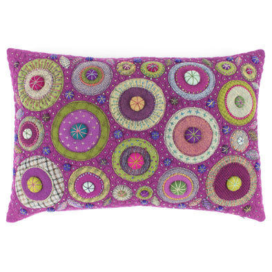 Chastain Road Fancy Stitches Cushion • 15x22 A