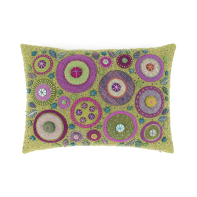 Chastain Road Fancy Stitches Cushion • 13x18 A