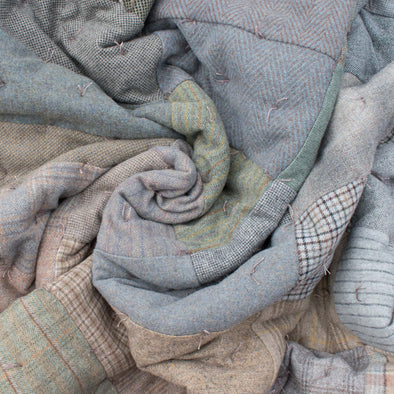 Wool Blanket • Chastain Road B