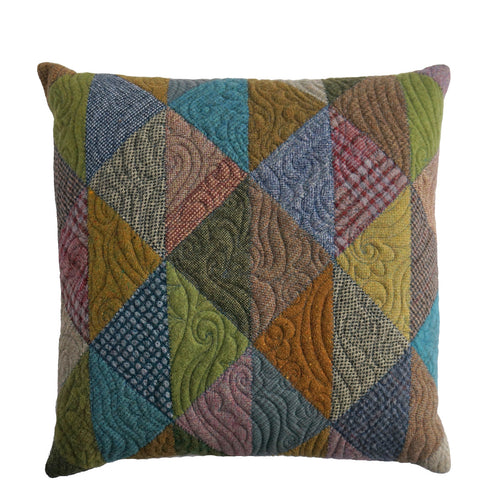 Half + Half - Sea Islands • Cottage Cushion