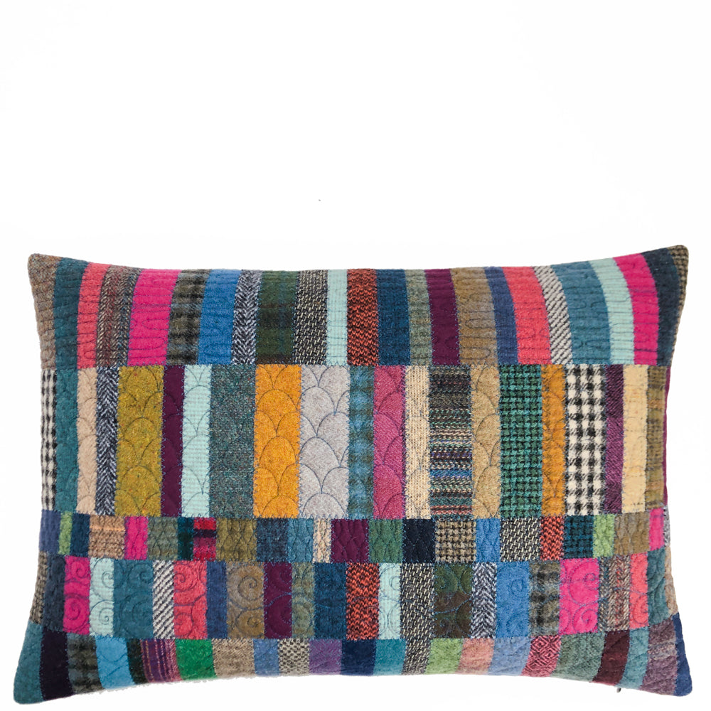 George Street Cushion • 15x22 (C-XXVIII)