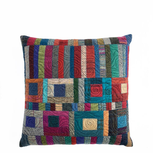 Truly Random Cushion • 18x18 (C-I)
