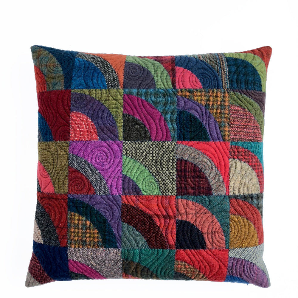 Chichicastenango Cushion • 20x20 (C-III)