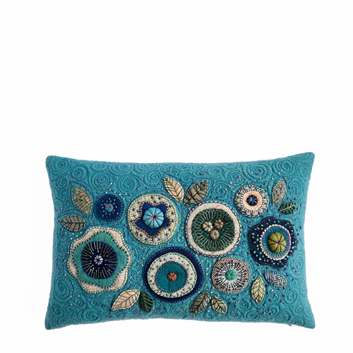Brooke Avenue Cushion • 12x18 (S-II)