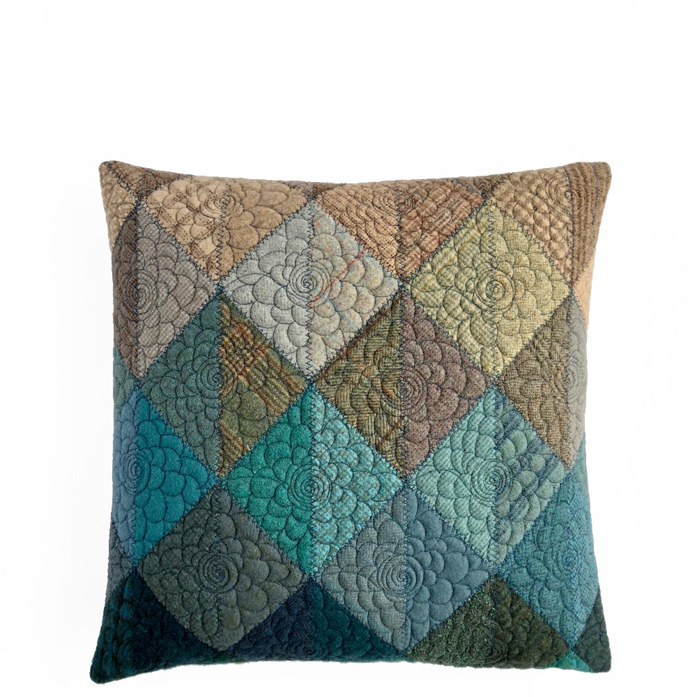 Brooke Avenue Cushion • 18x18 (C-IV)