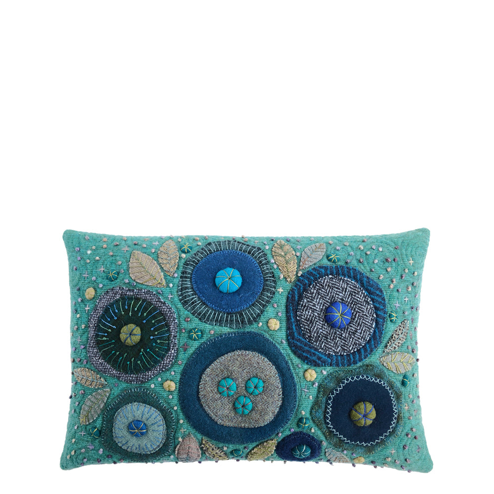 Brooke Avenue Cushion • 12x18 (S-IV)