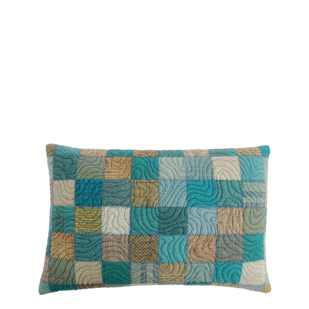 Brooke Avenue Cushion • 12x18  (C-XI)