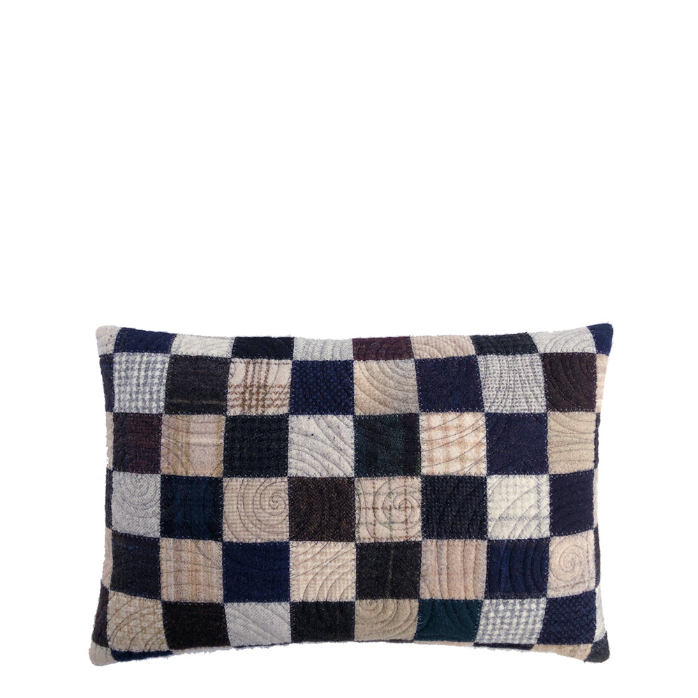 Shoreacres Road Cushion • 12x18  (C-IX)