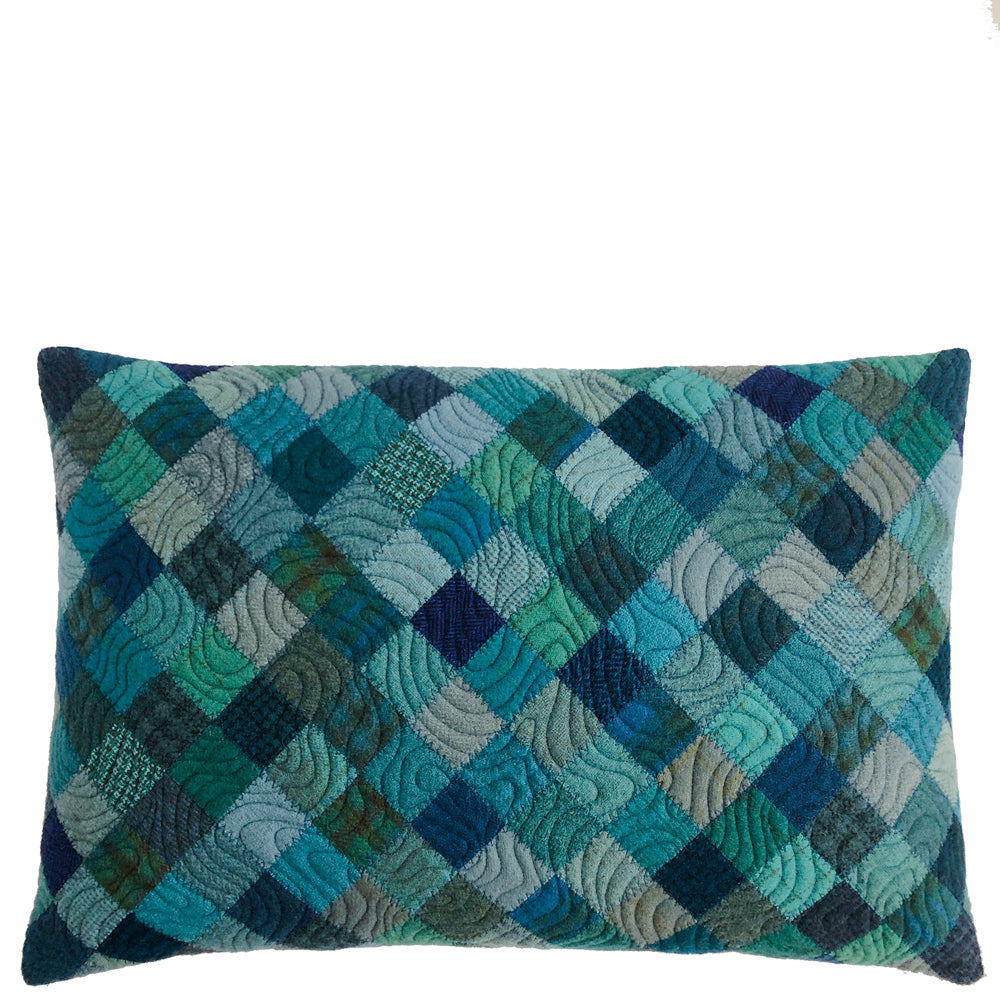 Brooke Avenue Cushion • 15x22  (C-XIV)