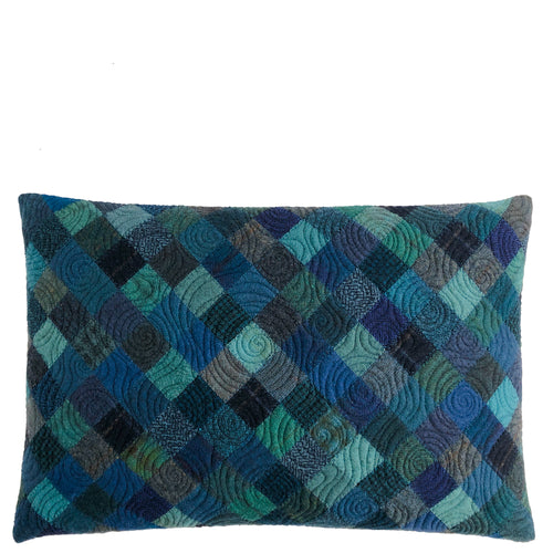 Brooke Avenue Cushion • 15x22  (C-XVI)