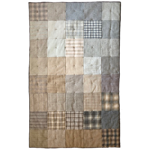 Shoreacres Road • Ombre Wool Blanket II