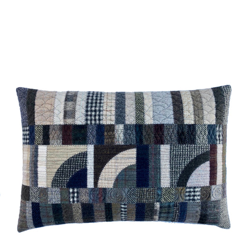 Shoreacres Road Cushion • 15x22 (C-VI)
