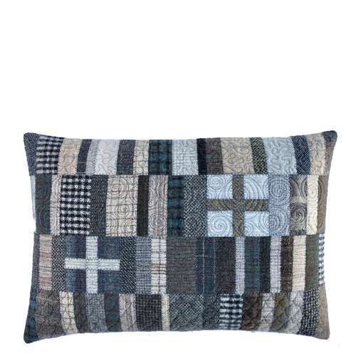 Shoreacres Road Cushion • 15x22 (C-VII)