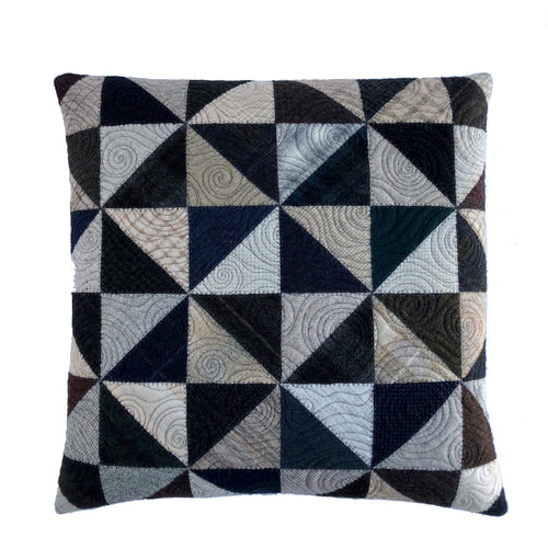 Shoreacres Road Cushion • 20x20 (C-I)