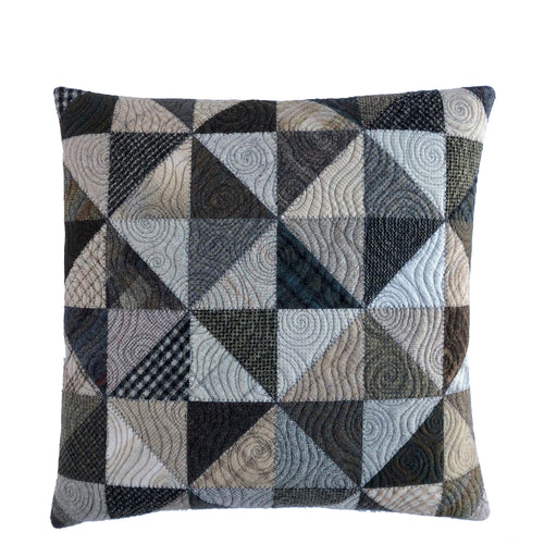 Shoreacres Road Cushion • 20x20 (C-II)