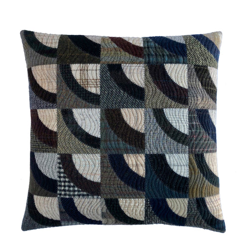 Shoreacres Road Cushion • 20x20 (C-XII)