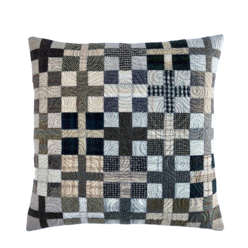 Shoreacres Road Cushion • 20x20 (C-XIII)
