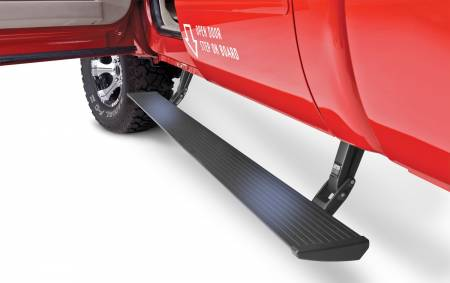AMP Research PowerStep Electric Running Boards for 2017-2019 F-250 F-350 and F-450 - 76235-01A