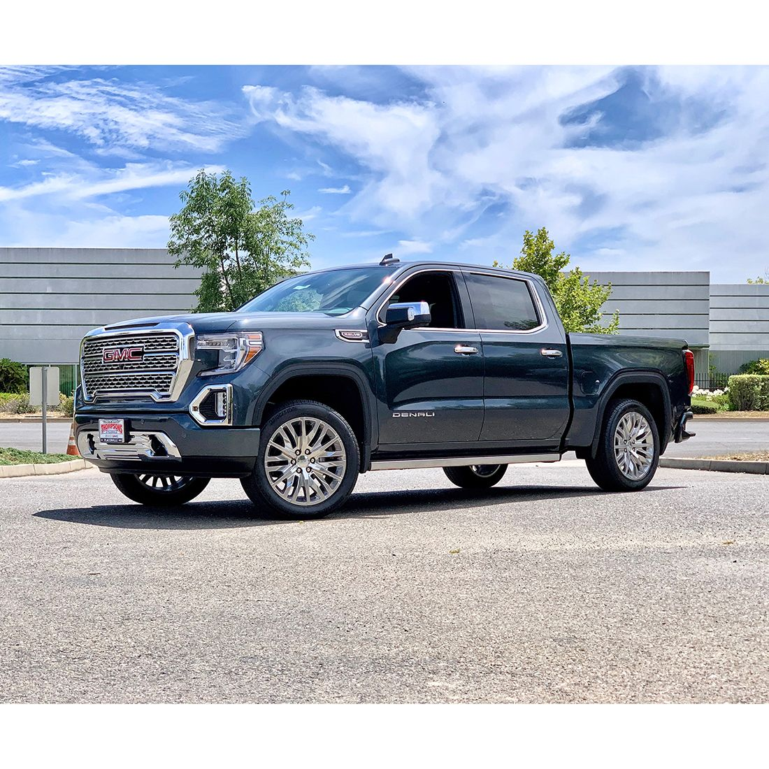ReadyLift - 2.0'' Leveling Kit with ARC Bracket   -   2019-2021 GMC Sierra 1500 Denali