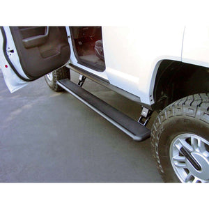 AMP Research PowerStep Electric Running Boards for 2005-2010 Hummer H3  &  2009-2009 Hummer H3T - 75116-01A