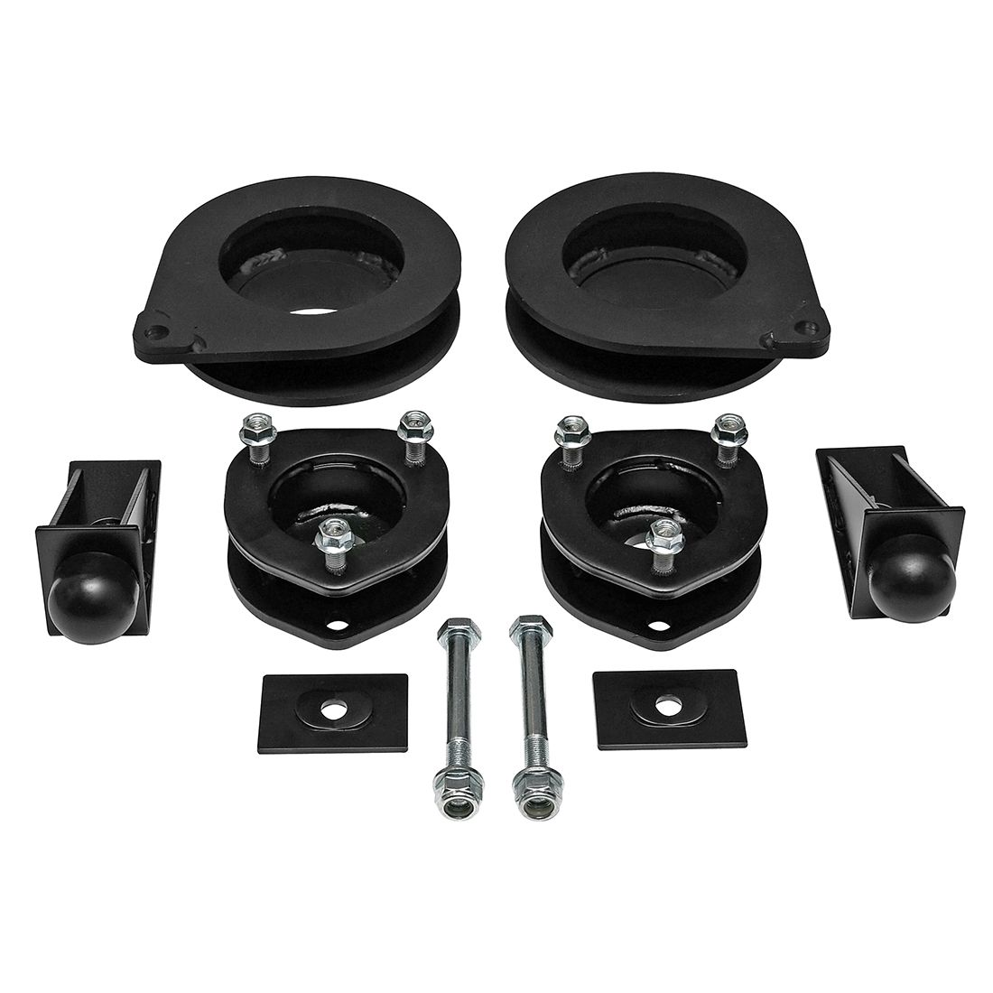ReadyLift - 2.5'' Front with 1.5'' Rear SST Lift Kit   -   2009-2012 Ram 1500 4WD