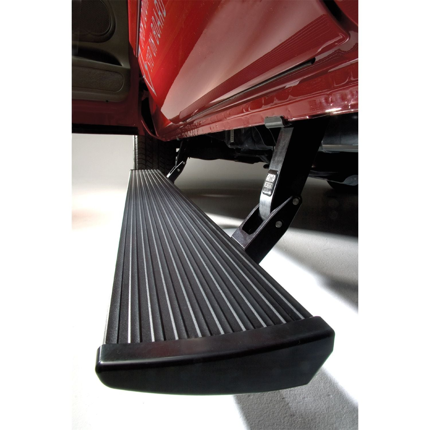 AMP Research PowerStep Running Boards for 2016-2020 Toyota Tacoma Double and Access Cab - 75162-01A