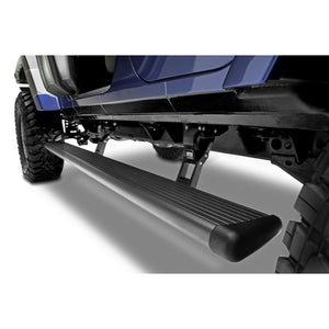 AMP Research PowerStep Electric Running Boards for 2018-2020 Jeep Wrangler JL 4-Door - 75132-01A
