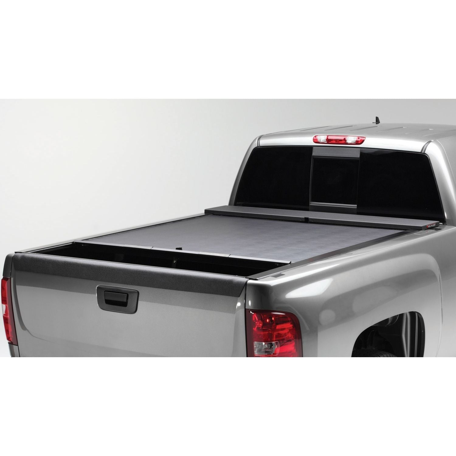 Roll-N-Lock LG200M Locking Retractable M-Series Truck Bed Tonneau Cover for 1988-1998 Chevrolet Pickup & 1988-1998 GMC Pickup | Fits 6.6 Ft. Bed