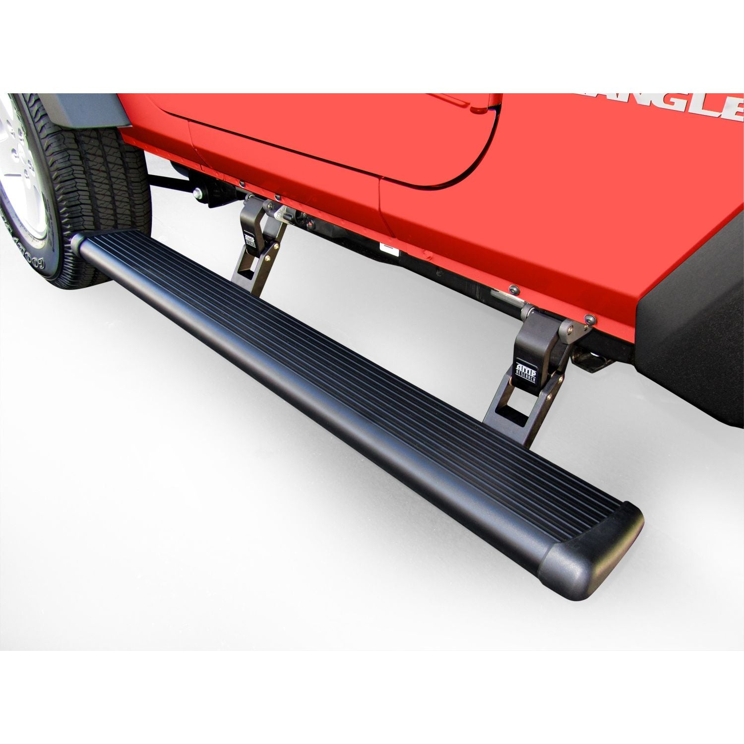 AMP Research PowerStep Electric Running Boards includes 4 motors for 2020 Jeep Gladiator - 75135-01A