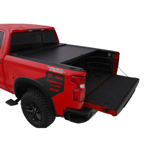 Roll-N-Lock BT447A Locking Retractable A-Series Truck Bed Tonneau Cover for 2019 Ram 1500 Classic; 2009-2018 Dodge Ram 1500 | Fits 5.7 Ft. Bed (Excludes Models w/RamBox)