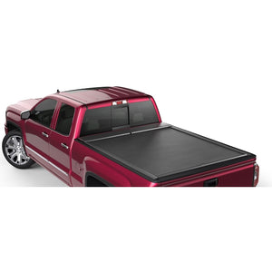 Roll-N-Lock LG721M Locking Retractable M-Series Truck Bed Tonneau Cover for 2017-2020 Honda Ridgeline | Fits 5.3 Ft. Bed