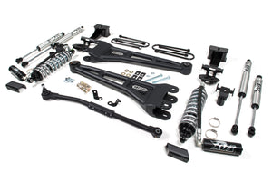 "BDS - 2.5"" Coil-Over Radius Arm Lift Kit - Super Duty Suspension 1543F"