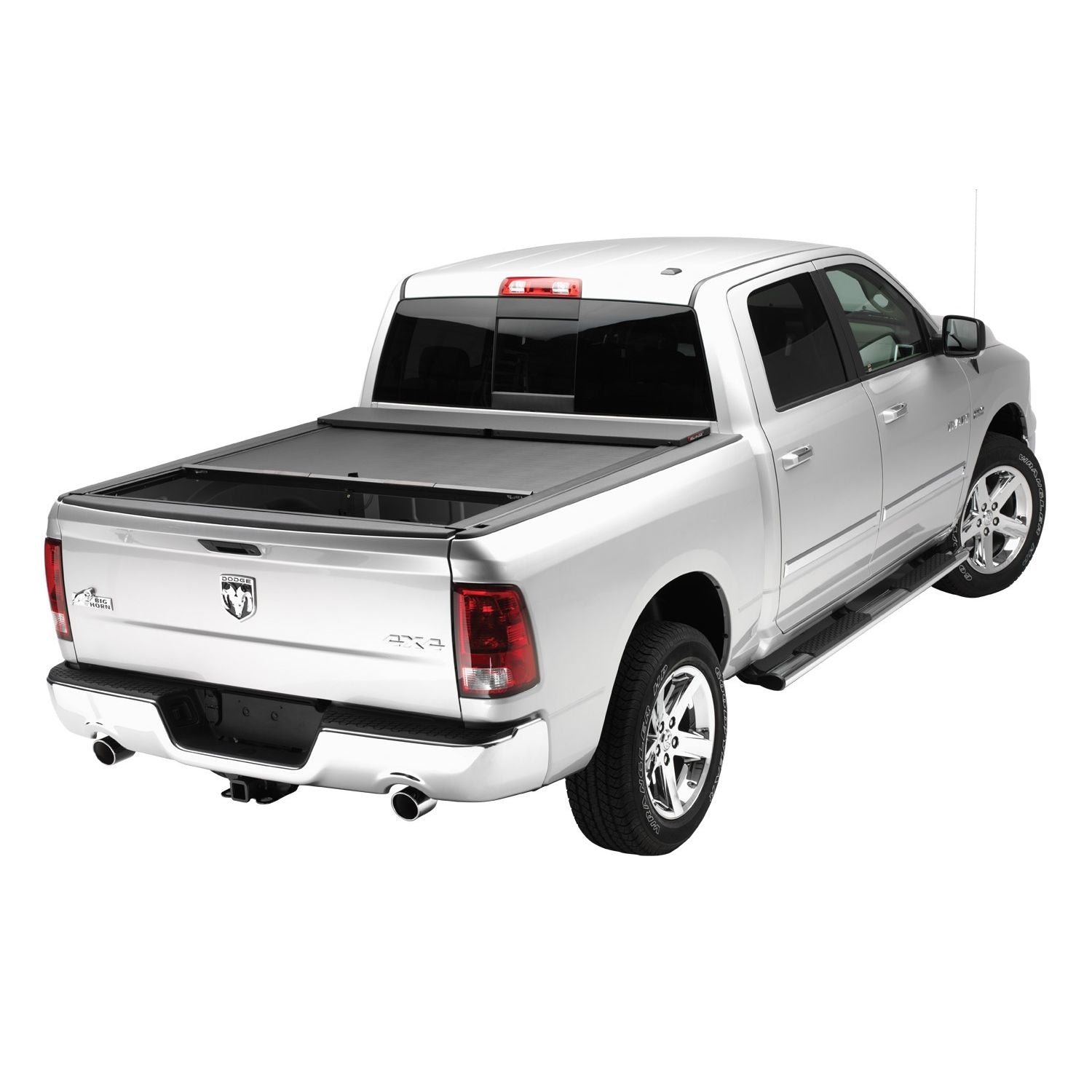 Roll-N-Lock LG448M Locking Retractable M-Series Truck Bed Tonneau Cover for 2019 Ram 1500 Classic; 2010-2018 Dodge Ram 1500/2500/3500 | Fits 6.4 Ft. Bed (Excludes models w/RamBox)
