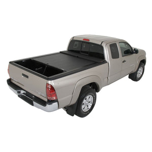 Roll-N-Lock LG507M Locking Retractable M-Series Truck Bed Tonneau Cover for 2005-2015 Toyota Tacoma Double Cab | Fits 5 Ft. Bed