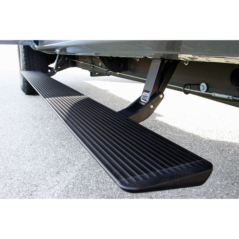 AMP Research PowerStep Electric Running Boards for 1999-2006 Chevrolet Silverado/GMC Sierra 1500/2500/3500 ExtendedCrew Cab - 75113-01A