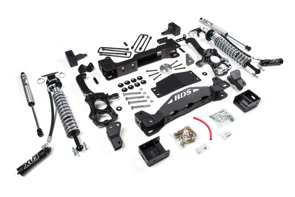 "BDS - 4"" Coil-Over Suspension Lift Kit - 2021 F-150 1583F"