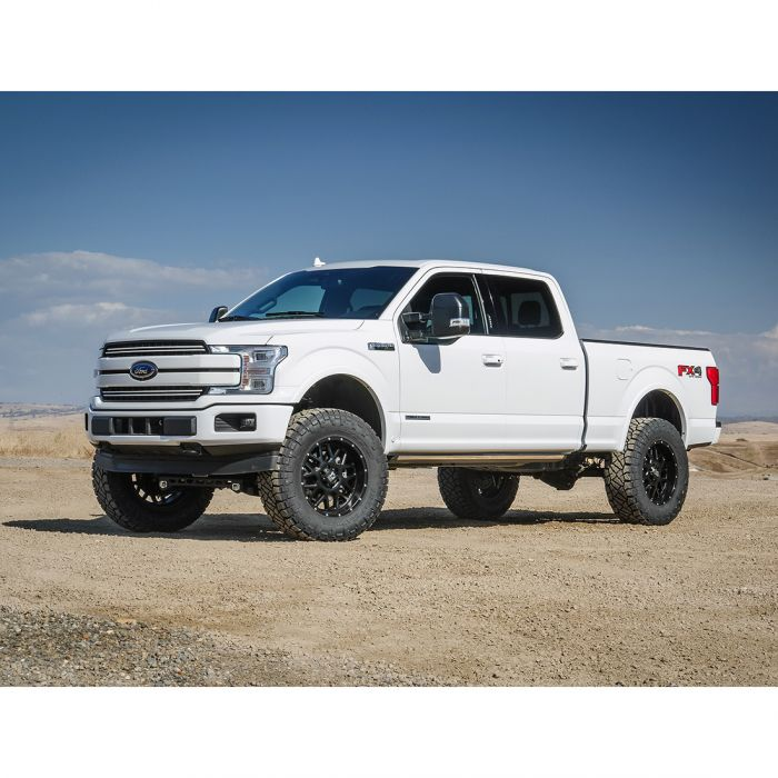 ReadyLift - 7.0'' Lift Kit w/ Bilstein Rear Shocks  -   2015-2020 F150