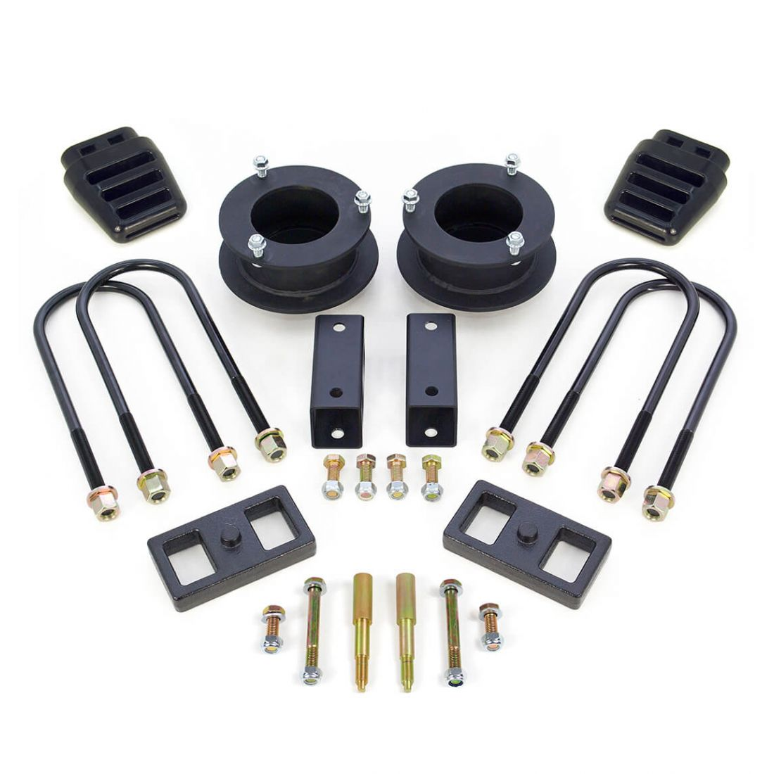 ReadyLift - 3.0'' Front with 1.0'' Rear SST Lift Kit   -   2003-2013 RAM 2500/3500 4WD