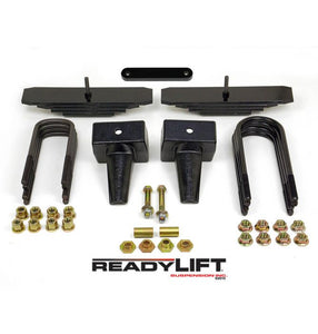 ReadyLift - 2'' Lift Kit 2 Piece Drive Shaft includes Carrier Bearing Spacer   -   1999-2004 F250/F350/F450