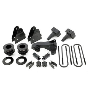 ReadyLift - 3.5'' SST Lift Kit with 4'' Flat Blocks for 2 Piece Drive Shaft without Shocks   -   2017-2020 F250/F350