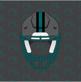 Football Helmet Stripes - All in One Multistripe