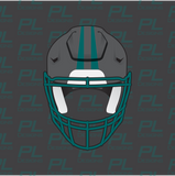 Football Helmet Stripes - Titan Stripes