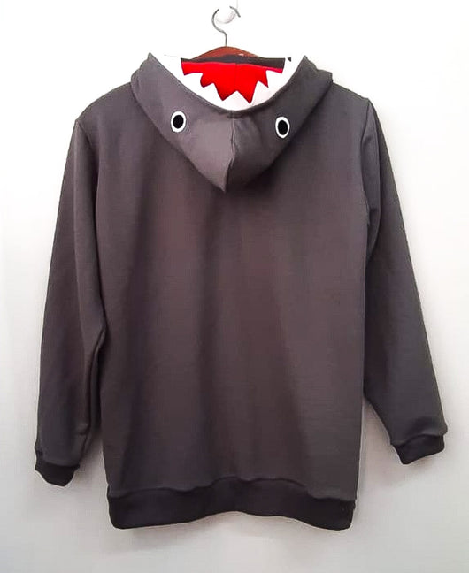 Shark Hoodie Uauhdogs for Humans