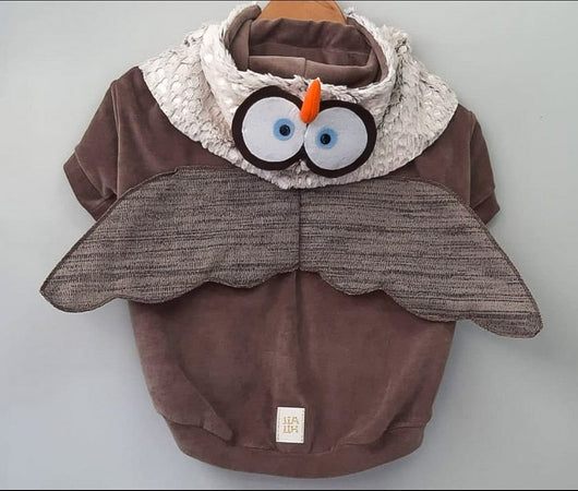 Owl Costume for Pets